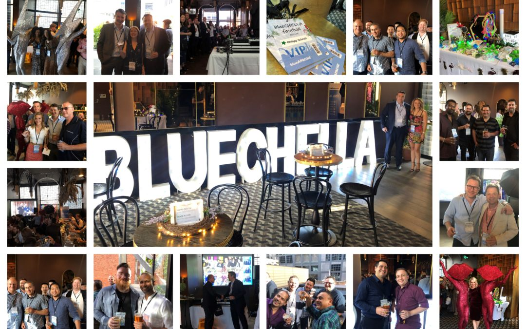 #teamblue celebrates our biggest year-to-date at blueCHELLA 2019